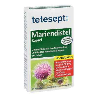 Tetesept Mariendistel Kapsel  bei apo.com bestellen