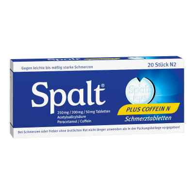 Spalt plus Coffein N  bei apo.com bestellen