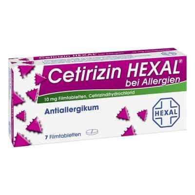 Cetirizin HEXAL bei Allergien  bei apo.com bestellen