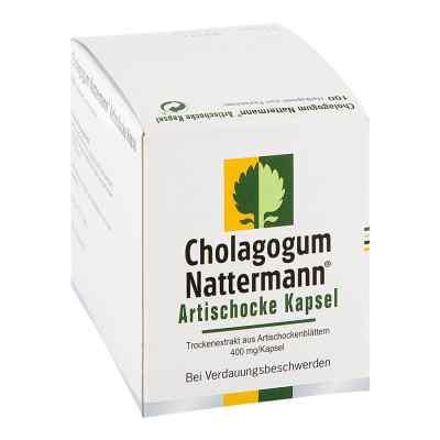 Cholagogum Nattermann Artischocke  bei apo.com bestellen
