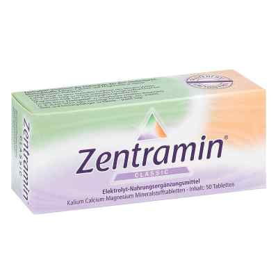 Zentramin classic Tabletten  bei apo.com bestellen