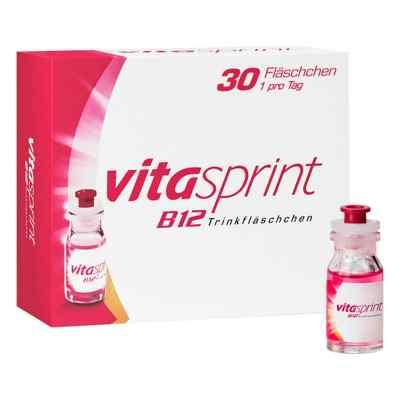 Vitasprint B 12 Trinkampullen  bei vitaapotheke.eu bestellen