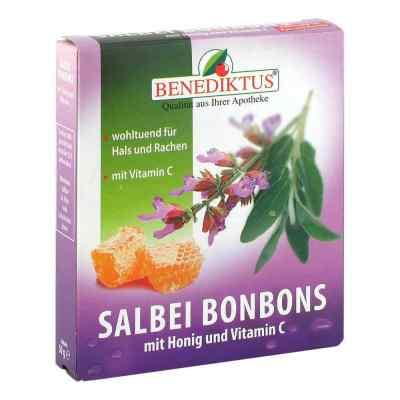 Salbei Bonbons mit Honig + Vitamin C  bei apo.com bestellen
