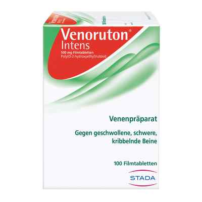 Venoruton intens Filmtabletten  bei apotheke-online.de bestellen