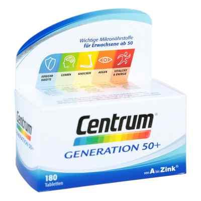 Centrum Gen.50+ A-zink+floraglo Lutein Caplette  bei apotheke-online.de bestellen