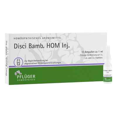 Disci Bamb Hom iniecto  1 ml  bei apo.com bestellen