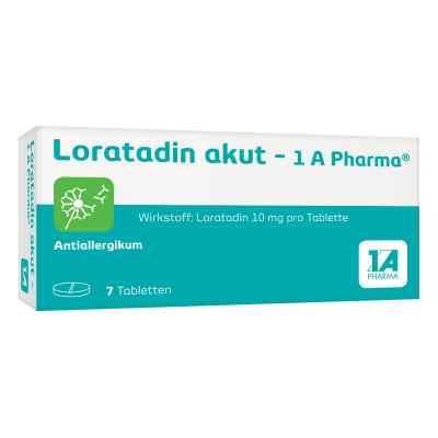 Loratadin akut-1A Pharma  bei apo.com bestellen