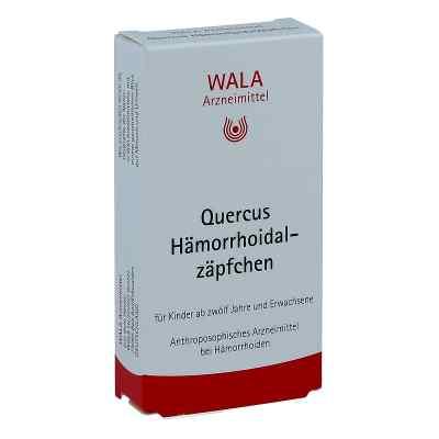 Quercus Hämorrhoidalzäpfchen  bei apo.com bestellen