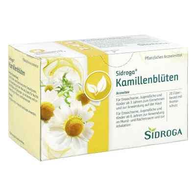 SIDROGA Kamillenblüten  bei apotheke-online.de bestellen