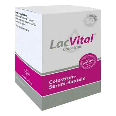 Colostrum Kapseln Lacvital  bei apo.com bestellen