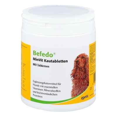 Befedo Minvit für Hunde  Kautabletten  bei vitaapotheke.eu bestellen