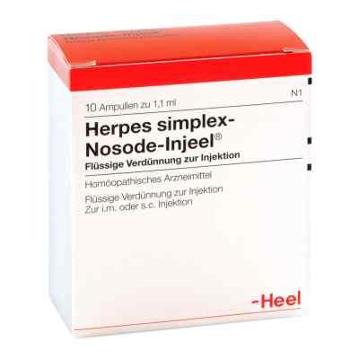 Herpes Simplex Nosode Injeel Ampullen  bei apo.com bestellen