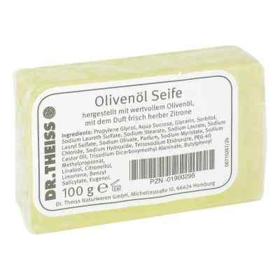 Dr.theiss Olivenöl-seife  bei apo.com bestellen