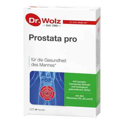 Prostata Pro Doktor wolz Kapseln  bei apo.com bestellen