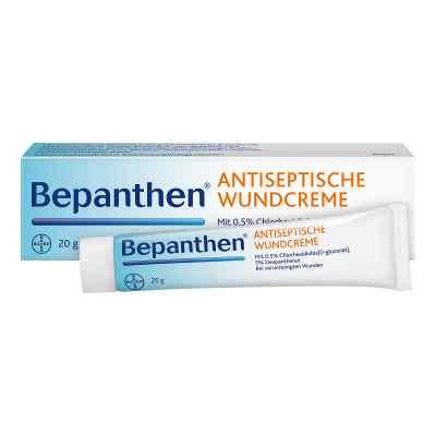 Bepanthen Antiseptische Wundcreme  bei vitaapotheke.eu bestellen