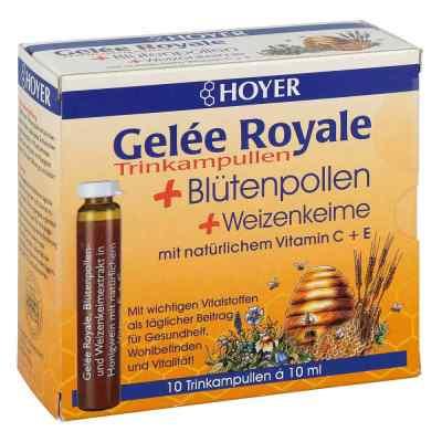 Hoyer Gelee Roy.+blütenpol.+weizenk. Trinkampullen  bei apo.com bestellen