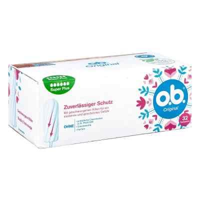 O.b. Tampons super plus  bei apo.com bestellen