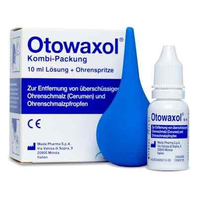 Otowaxol Lösung  bei apo.com bestellen