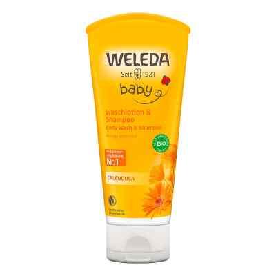 Weleda Calendula Waschlotion & Shampoo  bei vitaapotheke.eu bestellen