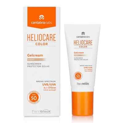Heliocare Color Gelcream light Spf50  bei apo.com bestellen