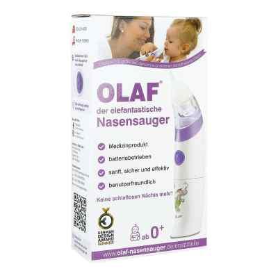 OLAF - der elefantastische Babynasensauger  bei apotheke-online.de bestellen