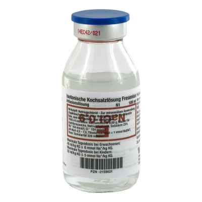 Kochsalzlösung 0,9% Glasflasche fresenius  bei apo.com bestellen