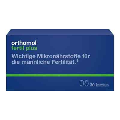 Orthomol Fertil Plus Kapseln  bei apo.com bestellen