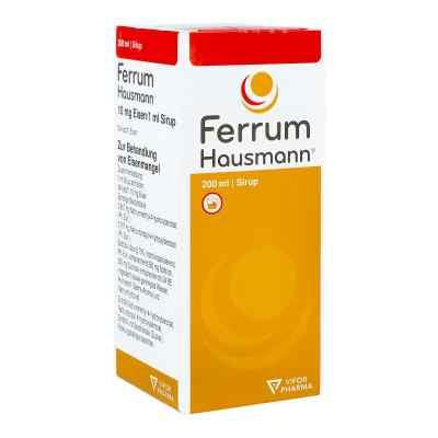 Ferrum Hausmann 50mg Eisen/5ml  bei apo.com bestellen