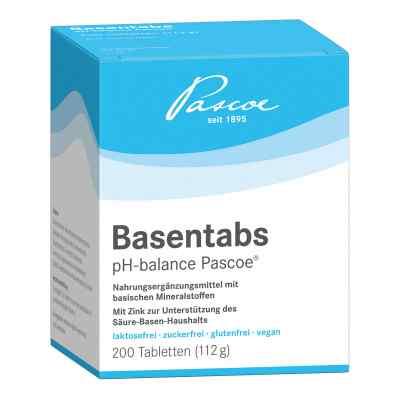 Basentabs pH Balance Pascoe Tabletten  bei apo.com bestellen