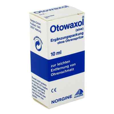 Otowaxol sine Lösung  bei apotheke-online.de bestellen
