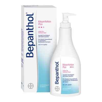 Bepanthol Körperlotion Plus Spenderflasche  bei apotheke-online.de bestellen