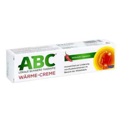 ABC Wärme-Creme Capsicum 0,75mg/g Hansaplast med  bei apotheke-online.de bestellen