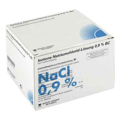 Isotone Nacl Lösung 0,9% Bc Plastik  iniecto -lösung  bei apo.com bestellen