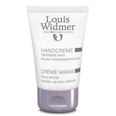 Widmer Hand Creme leicht parfümiert  bei apo.com bestellen