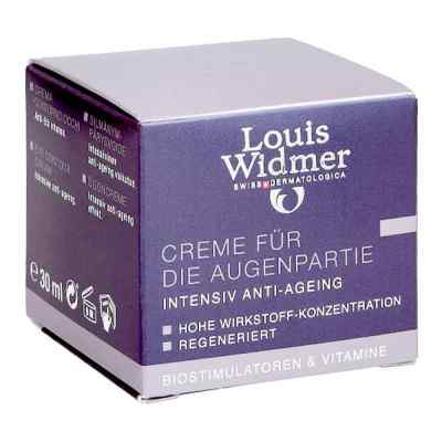 Widmer Creme für die Augenpartie leicht parfüm.  bei apotheke-online.de bestellen