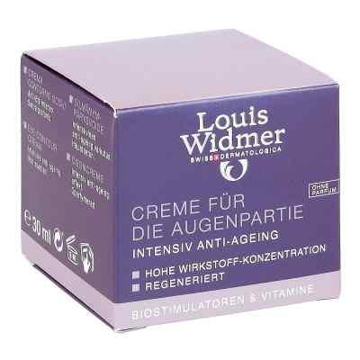 Widmer Creme für die Augenpartie unparfümiert  bei apotheke-online.de bestellen