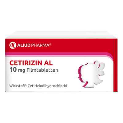 Cetirizin AL 10mg  bei apo.com bestellen