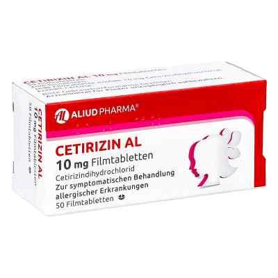 Cetirizin AL 10mg  bei apotheke-online.de bestellen
