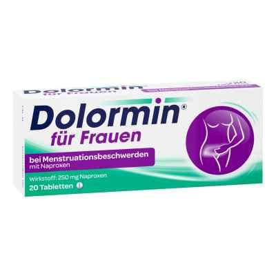 Dolormin für Frauen mit Naproxen  bei apotheke-online.de bestellen