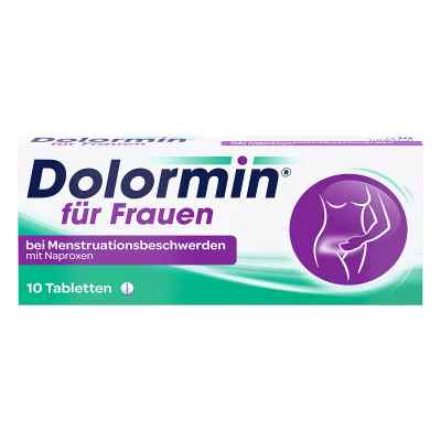 Dolormin für Frauen mit Naproxen  bei apo.com bestellen