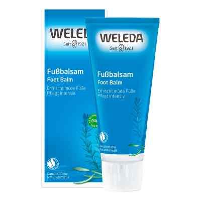 Weleda Fussbalsam  bei apotheke-online.de bestellen