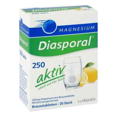 Magnesium Diasporal 250 aktiv Brausetabletten  bei apo.com bestellen