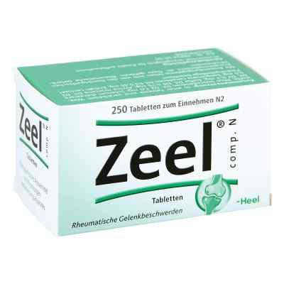 Zeel compositus N Tabletten  bei vitaapotheke.eu bestellen