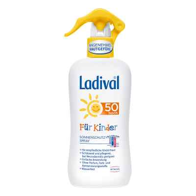 Ladival Kinder Spray Lsf 50  bei apo.com bestellen