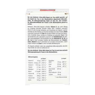 Alsifemin Klima Aktiv mit Soja 1x1 Kapseln  bei apo.com bestellen