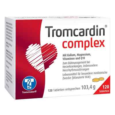 Tromcardin complex Tabletten  bei apotheke-online.de bestellen