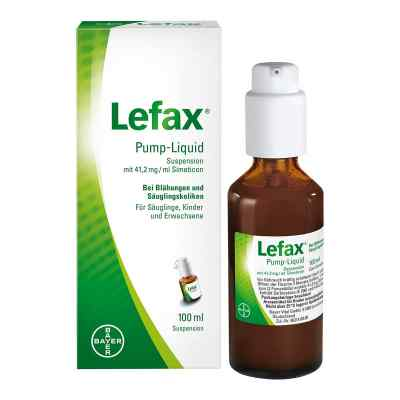 Lefax Pump-Liquid Suspension  bei vitaapotheke.eu bestellen