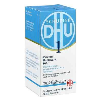 Biochemie Dhu 1 Calcium fluorat.D 12 Tabletten  bei vitaapotheke.eu bestellen