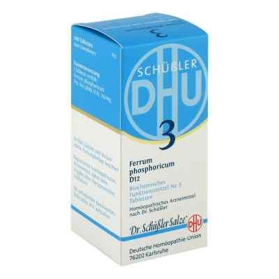 Biochemie Dhu 3 Ferrum phosphorus D  12 Tabletten  bei vitaapotheke.eu bestellen