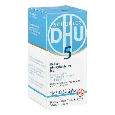 Biochemie Dhu 5 Kalium phosphorus D  6 Tabletten  bei vitaapotheke.eu bestellen